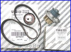 FIAT 500 PUNTO PANDA STILO IDEA BRAVO 1.2 1.4 GENUINE Cam Belt Kit & Water Pump