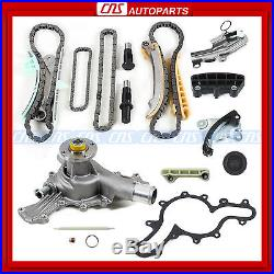 FORD MAZDA MERCURY 4.0L SOHC V6 Engine TIMING CHAIN KIT + WATER PUMP witho GEARS