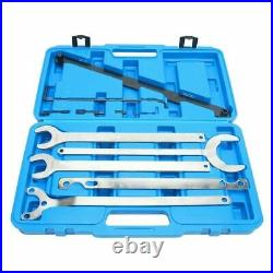 Fan Clutch Removal Tool Water Pump Holder Wrench Tool Kit For BMW Mercedes Benz
