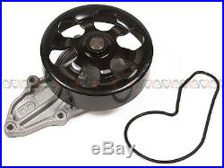 Fit 02-06 Honda CR-V 2.4L DOHC Timing Chain Kit with Water Pump K24A1