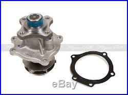 Fit 02-07 Buick Chevrolet GMC Hummer Isuzu 3.5 4.2 Timing Chain Kit Water Pump