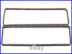 Fit 02-10 Infiniti M45 Q45 FX45 4.5L DOHC Timing Chain Kit GMB Water Pump VK45DE