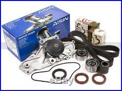 Fit 03-08 Honda Odyssey Acura MDX RL Timing Belt Kit Water Pump J32A J35A J37A