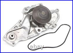 Fit 03-09 Honda Acura Saturn Timing Belt AISIN Water Pump GMB Tensioner