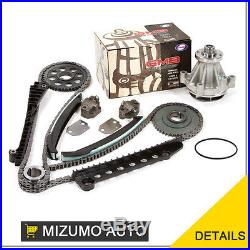 Fit 03-11 5.4 330 Ford E150 F150 F250 Expedition Timing Chain Kit GMB Water Pump
