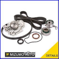 Fit 2.2 2.3L Honda Timing Belt Kit + Water Pump F22B1 F23A