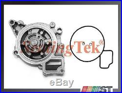 Fit 2000-11 GM 2.0L 2.2L DOHC Ecotec Engine Timing Chain Gear Kit with Water Pump