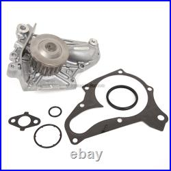 Fit 87-01 Toyota Camry 2.0L 2.2L Timing Belt AISIN Water Pump Valve Cover 5SFE