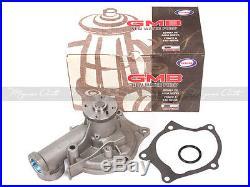 Fit 89-92 Eagle Mitsubishi TURBO 2.0 Timing Belt Kit Water Pump Tensioner 4G63T