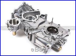Fit 91-99 2.4L Nissan 240SX DOHC KA24DE 16V Timing Chain Kit Water Oil Pump