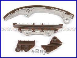 Fit 95-01 Nissan Maxima Infiniti I30 3.0L Timing Chain Oil&Water Pump Kit VQ30DE