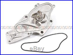 Fit 97-04 Honda Accord Acura 3.0 3.2 3.5 Timing Belt Kit Water Pump J30A1 J35A4