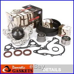 Fit 97-12 Mitsubishi 3.5L 3.8L SOHC Timing Belt Kit GMB Water Pump 6G74 6G75