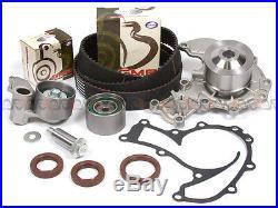 Fit 98-03 Isuzu Acura 3.5L Honda 3.2L DOHC Timing Belt Water Pump Kit 6VD1 6VE1