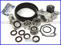 Fit 99-05 Subaru Forester Impreza 2.5L 2.2L SOHC Timing Belt Kit Water Pump EJ25