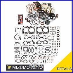 Fit Head Gasket Set Timing Belt Kit Water Pump 04-06 Subaru