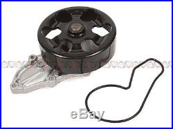 Fit Honda Element Accord CRV DOHC Timing Chain Water Pump Kit K24Z1 K24A4