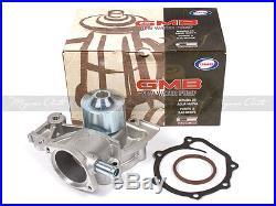 Fit Timing Belt Kit GMB Water Pump Subaru EJ18 EJ22 90-97