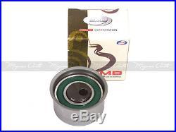Fit Timing Belt Kit Water Pump Tensioner 89-92 Eagle Mitsubishi TURBO 2.0 4G63T