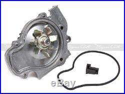 Fit Timing Belt Kit Water Pump Valve Cover Gasket 90-97 Honda Accord F22A F22B