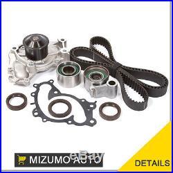 Fit Timing Belt Water Pump Kit 95-04 Lexus ES300 Toyota Avalon Camry 1MZFE