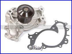 Fit Timing Belt Water Pump Kit 95-04 Lexus ES300 Toyota Solara Camry 1MZFE