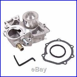 Fit Timing Belt Water Pump Kit Fit 08-14 Subaru Impreza Forester TURBO EJ255