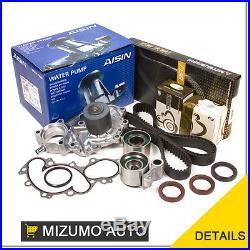 Fit Toyota Pickup 3.4 DOHC 5VZFE Timing Belt Water Pump Kit