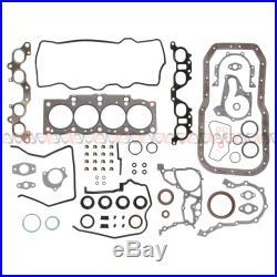 Fits 90-95 Toyota Celica MR2 Camry 2.2L DOHC Overhaul Engine Rebuild Kit 5SFE
