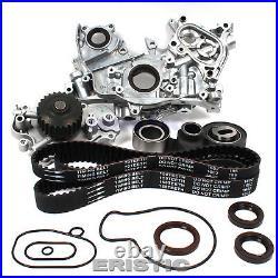 Fits 93-01 Honda Prelude 2.2L DOHC H22A1 H22A4 Timing Belt Water / Oil Pump Kit