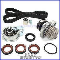 Fits 97-05 Volkswagen Turbo 1.8T DOHC 20V Head Gasket Timing Belt Water Pump Kit