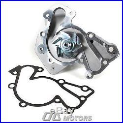Fits 99-10 Hyundai Kia 2.5L 2.7L Timing Belt Kit Hydraulic Tensioner Water Pump