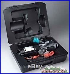 FloJet RV Camper Motorhome Portable Macerator Waste Water Pump Kit 18555-000 NEW