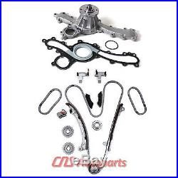 For 03-12 Toyota Tacoma Tundra 4Runner 4.0L 1GRFE V6 Timing Chain Water Pump Kit