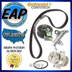 For 2000-2005 Jetta Beetle Golf 1.8L Continental Timing Belt & Kit with Water Pump