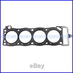 For 85-95 TOYOTA 2.4L HD Timing Chain Kit/Cover/Water Pump/Oil Pump/Head Gasket