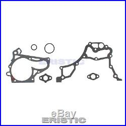 For 92-01 TOYOTA CAMRY SOLARA 2.2L Timing Belt Water Pump and Oil Pump Kit 5SFE