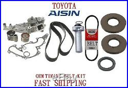 For Aisin for Toyota Tundra 4.7L V8 Complete Timing Belt Water Pump KIT #03