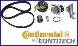 For Audi A4 TT 1.8L 4cyl OE Contitech Timing Belt & Water Pump Kit