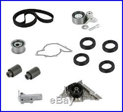 For Audi A6 A8 RS6 S6 S8 4.2L OEM Timing Belt Thermostat Water Pump Kit withSeals