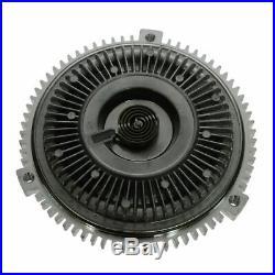 For BMW E46 3 Series 325i 328i 330i 530i X5 Water Pump Fan Clutch Thermostat Kit