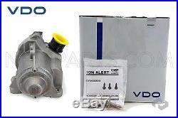 For BMW E60 E71 E82 E88 E90 F01 335i 535i Electric Water Pump withBolts KIT OEM