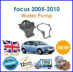 For Ford Focus 1.6 TDCi 2005-2010 Timing Cam Belt Kit & Water Pump New