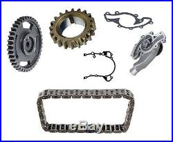 For Land Rover Discovery II Series 96-04 Timing Chain Kit Gear Water Pump Gasket