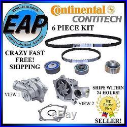 For Mitsubishi Eclipse Galant Lancer Outlander CRP Timing Belt Water Pump Kit