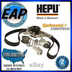 For Phaeton Toureg S6 S8 A6 A8 Quattro HEPU Engine Timing Belt Kit With Water Pump