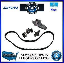 For TL TSX Accord 3.5L 3.7L 3.2L 3.0L V6 Aisin OEM Timing Belt Water Pump Kit