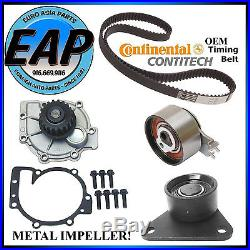 For Volvo C70 S40 S60 V40 XC70 To Engine 3188688 Timing Belt & Water Pump Kit