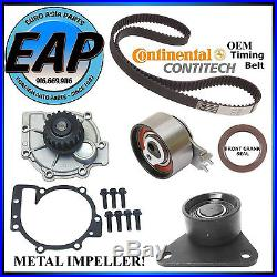 For Volvo C70 S40 V70 XC70 To Engine 3188688 CRP Timing Belt & Water Pump Kit
