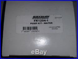 Force Outboard 85, 90, 120, 125-150 HP OEM Water Pump Kit W, Housing FK1204-1